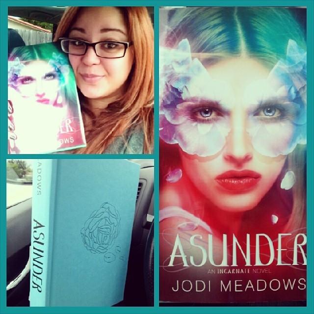 Asunder By Jodi Meadows Book Talk The Coffee Life border=
