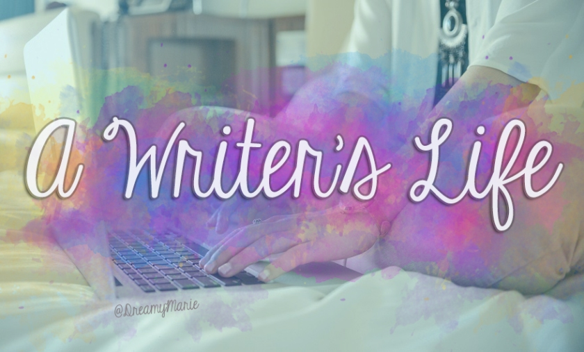 modefied A Writers Life